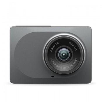Xiaomi Yi Κάμερα DVR Αυτοκινήτου (FHD/LCD/mSD) Γκρι