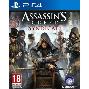 Assassin Creed Syndicate PS4