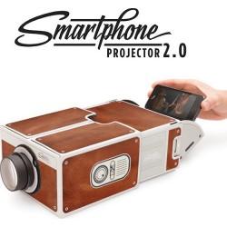 Smartphone Projector 2.0 Cinema in a Box