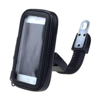 Universal Αδιάβροχη Θήκη Κινητού/GPS Για Μηχανή ή Ποδήλατο