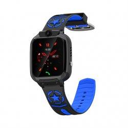 Παιδικό Ρολόι smartwatch DS60 Μπλε/Μαύρο