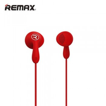 Earphone Remax RM-301 Candy-Κόκκινο