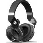 Bluedio T2S Black Plus Turbine Ασύρματα Ακουστικά Bluetooth 5.0 (FM Radio, Micro SD/Mic)
