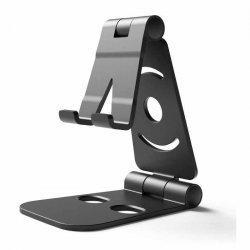 Πτυσσόμενη Βάση Κινητού, Tablet ή GPS (PN301) Μαύρο OEM
