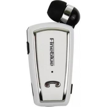 Fineblue Bluetooth MP3 Headset F-V3 Λευκά