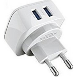 LDNIO DL-AC66 USB Travel Charger 2.4A