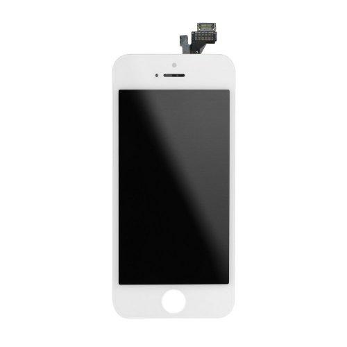 Οθόνη LCD + Digitizer/Touch Screen/Οθόνη Αφής for iPhone 5  HQ Λευκό