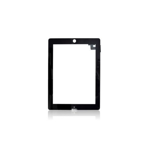 Full Digitizer/Touch Screen Panel - Οθόνη αφής για iPad 3/4 Μαύρο