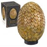 Game of Thrones Dragon Egg Prop Replica Viserion 20 cm NOB0031