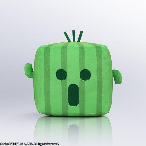 Final Fantasy Square Cushion Cactuar