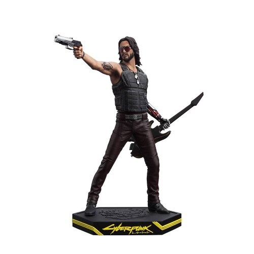 Cyberpunk 2077 PVC Statue Johnny Silverhand 24 cm