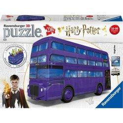 Ravensburger 3D Puzzle - Harry Potter Knight Bus - 216pc 4005556111589