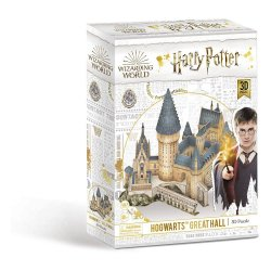Harry Potter 3D Puzzle Great Hall (187 pieces) DS1011H