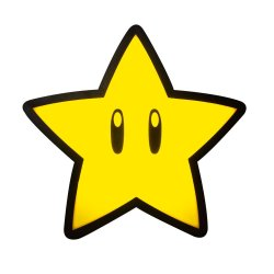 Super Mario Bros. Light Super Star PP5100NN