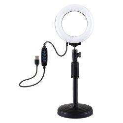 Ring LED lamp with adjustable base Puluz PU391