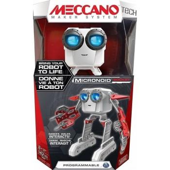 Ρομποτ Meccano Micronoid AST 91815 Κόκκινο