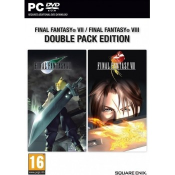 Final Fantasy VII / Final Fantasy VIII Double Pack Edition PC