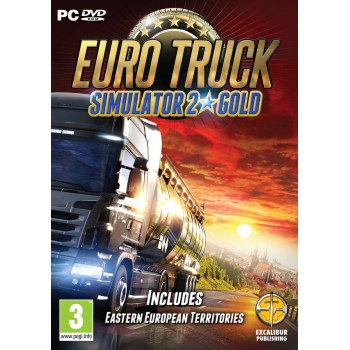 Euro Truck Simulator 2 (Gold Edition) - Steam CD KEY (κωδικός μόνο) (PC)