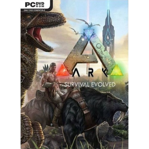 ARK Survival Evolved PC (Κωδικός παιχνιδιού μόνο)