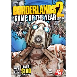 Borderlands 2 (Game of the Year Edition) PC Steam Code