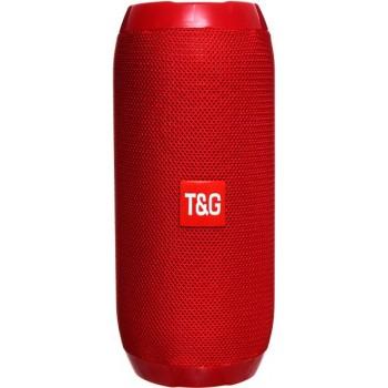 TG-117 Bluetooth Speaker Κόκκινο