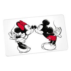 Disney Cutting Board Mickey Kiss Sketch GDL14319
