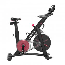 Ποδήλατο Γυμναστικής Xiaomi Yesoul S3 Spin Bike Μαύρο