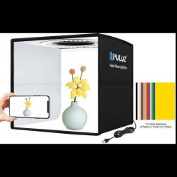 Puluz Photo studio LED 25cm PU5025B