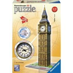 Ravensburger 3D Puzzle - Big Ben Ρολόι 216pc 12586
