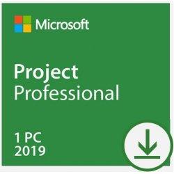 Microsoft Project 2019 Professional (PC) (H30-05756)